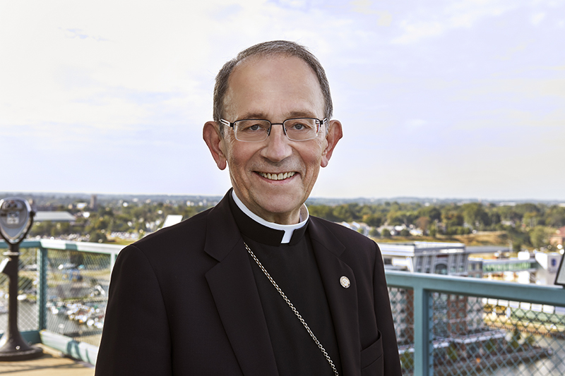 Picture of Bishop Persico