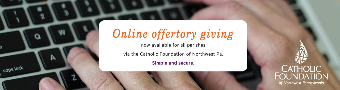 Foundation online giving
