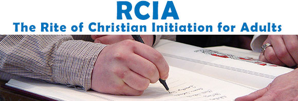 RCIA: The Rite of Christian Initiation for Adults