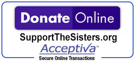 Donate online to support the sisters