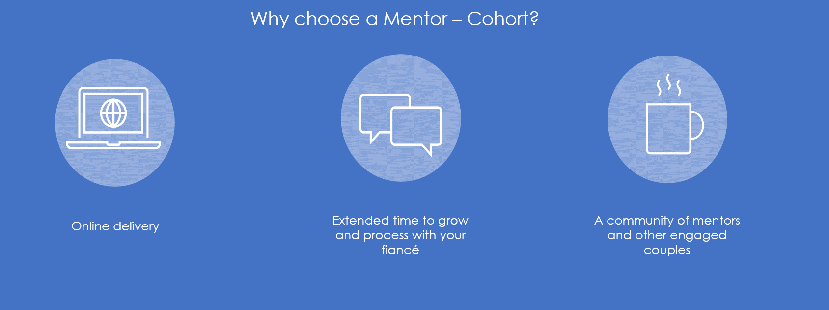 why mentor cohort
