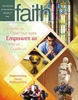 Faith magazine issue February 2017