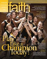 Faith magazine issue March/April 2008