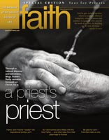 Faith magazine issue March/April 2010
