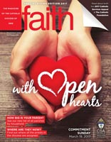 Faith magazine issue March/April 2017