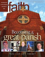 Faith magazine issue May/June 2009