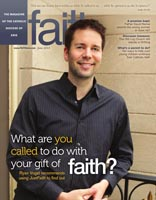 Faith magazine issue June 2014
