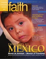 Faith magazine issue July/Aug. 2006