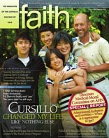 Faith magazine issue July/Aug. 2007