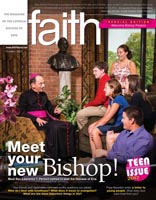 Faith magazine issue October 2012
