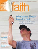 Faith magazine issue October 2013