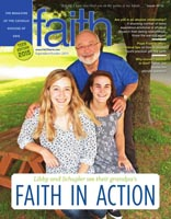Faith magazine issue September/October 2015