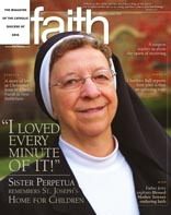 Faith magazine issue Nov./Dec. 2007