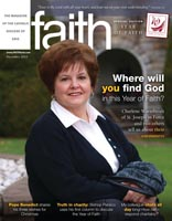 Faith magazine issue December 2012
