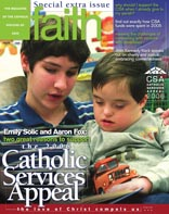 Faith magazine issue CSA 2006