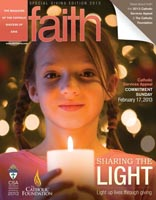 Faith magazine issue CSA 2013
