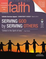 Faith magazine issue CSA 20