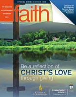 Faith magazine issue February 2015