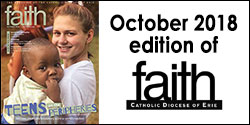 October 2018 Faith magazine