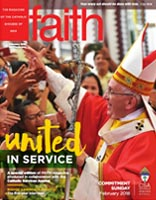 Faith magazine issue February 2018