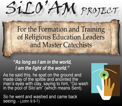 for the formation and training of religious education leaders and master catechists